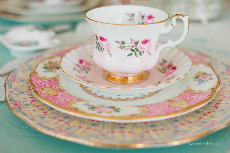 Wedding Wonders Vintage Plate And Tea Party Rentals By