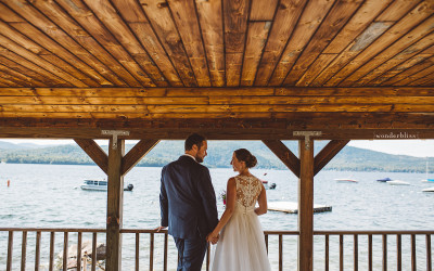 Newfound Lake Wedding – New Hampshire
