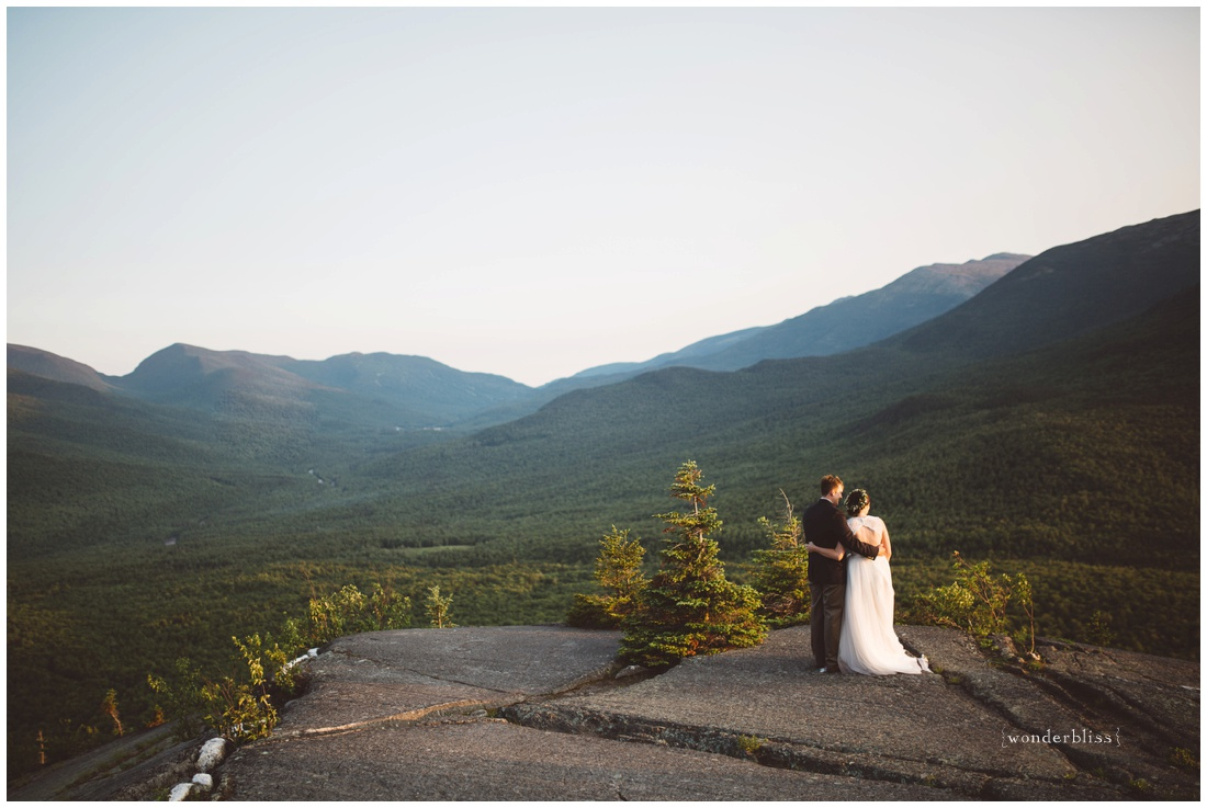 White Mountain Wedding A Hiker S Elopement In New Hampshire
